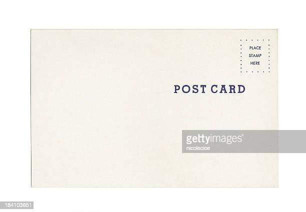 Simple Post Card