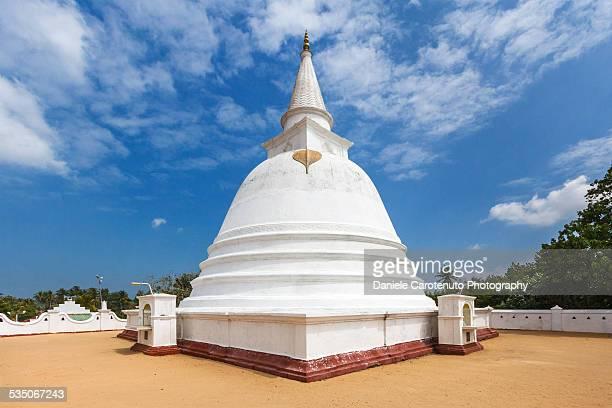 Simple stupa