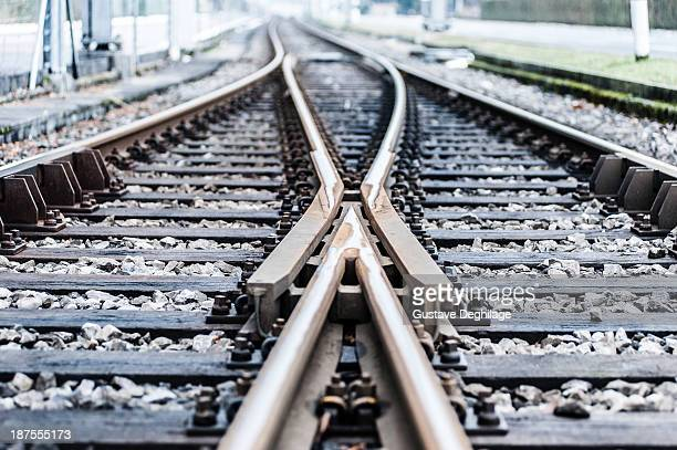simple way - rail transportation stock pictures, royalty-free photos & images
