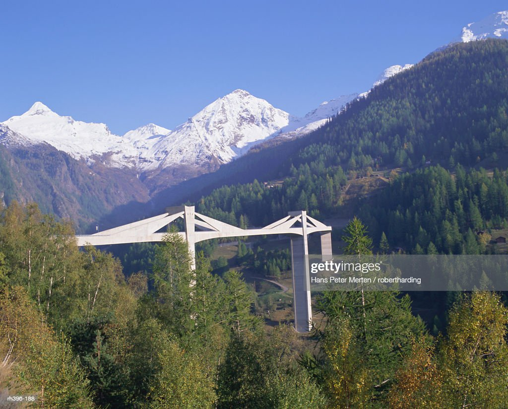 Simplon Pass, Valais (Wallis), Swiss Alps, Switzerland, Europe : Stockfoto