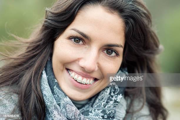 Tout simplement magnifique, prises sur le vif et des bretelles sourire (XXXL