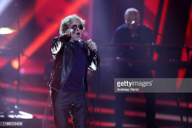 Simply Red performs on stage during the 71st Bambi Awards show at Festspielhaus BadenBaden on November 21 2019 in BadenBaden Germany
