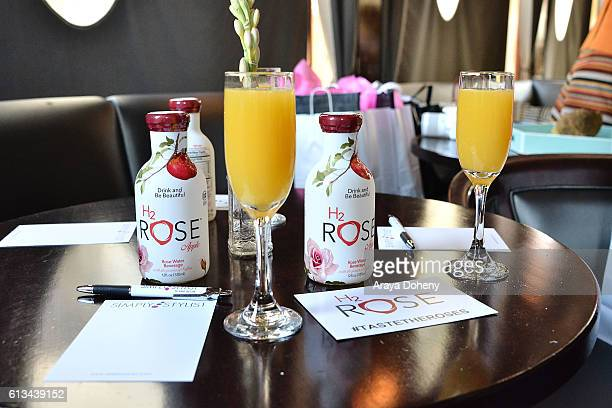 Simply Stylist and H2Rose at the Simply Stylist Sessions Hosted by Jamie Chung and Dawn McCoy at The Whisper Lounge on October 8 2016 in Los Angeles...