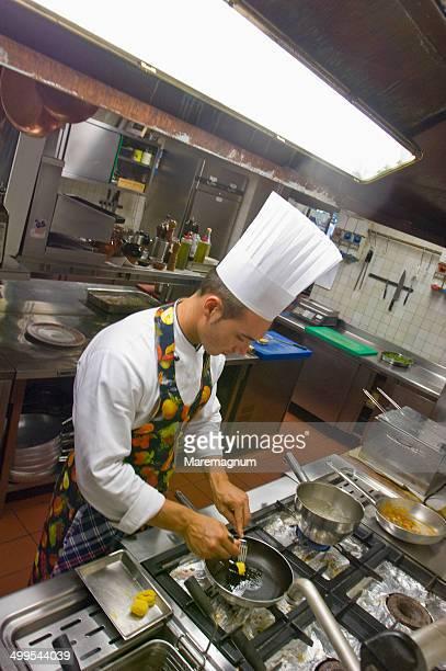 Simposyum Restaurant, Danilo Mariotti, chef