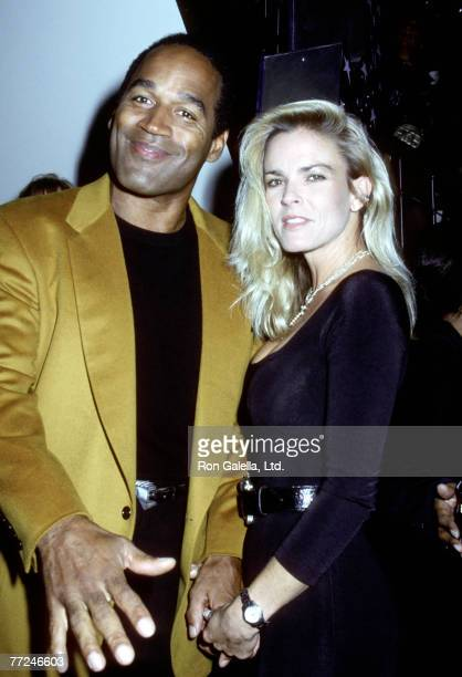 Simpson and Nicole Simpson