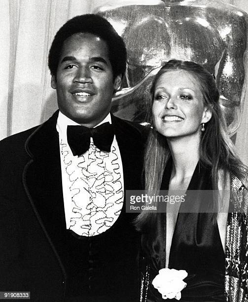 OJ Simpson and Susan Blakely