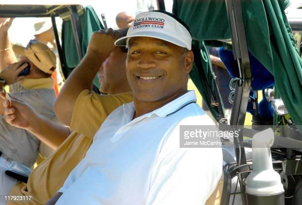 Simpson during The EGA & Citizen Change Present The EGA Celebrity Golf Tournament at Miami Beach Golf Club in Miami, Florida, United States.