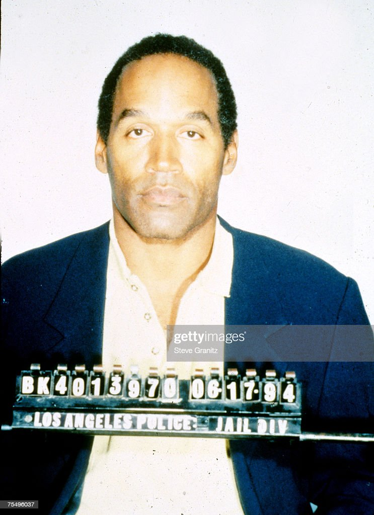 OJ Simpson File Photos