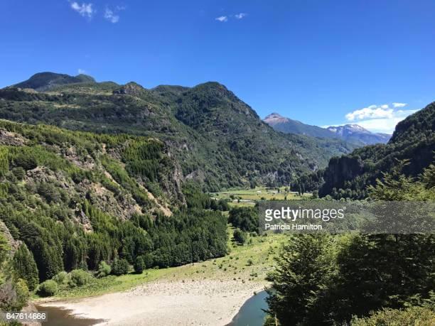 Simpson River Valley, Patagonia