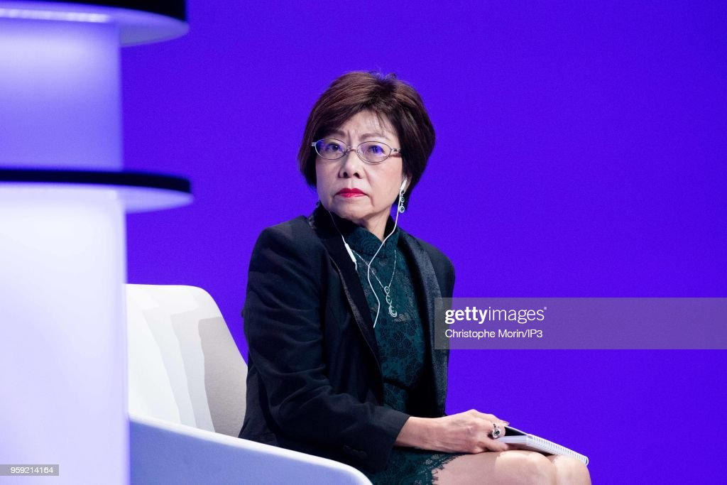 Sin Leng Low, Board Member of AirLiquide, attends the Groups Annual General Meeting in the presence of shareholders on May 16, 2018 in Paris, France. The French industrial group specializing in industrial gases reported this week an acceleration in its growth beyond analysts expectations.