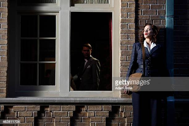 S AGENT CARTER 'A Sin to Err' Peggy discovers the shocking truth about Leviathan but doesn't realize that her true enemies are even closer than she...