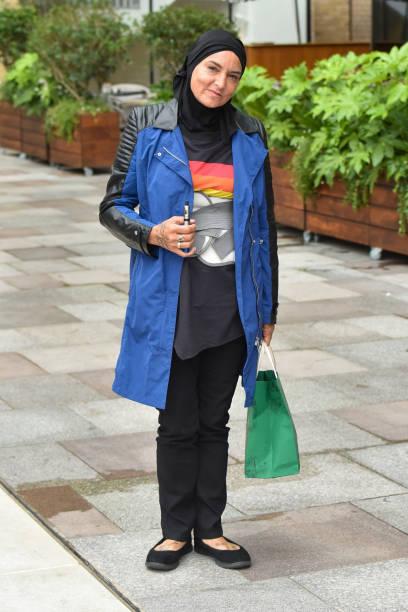 GBR: London Celebrity Sightings -  September 16, 2019