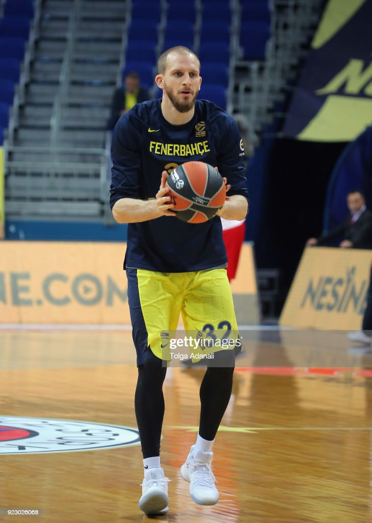 Fenerbahce Dogus istanbul v AX Armani Exchange Olimpia Milan - Turkish Airlines EuroLeague