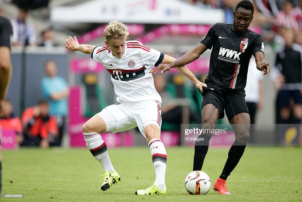 "Telekom Cup 2015 - ""Bayern Munich v FC Augsburg"" : News Photo"