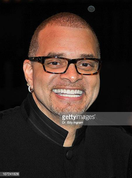 Sinbad attends the 10th Annual Heroes in the Struggle Gala at the Avalon on December 1 2010 in Hollywood California