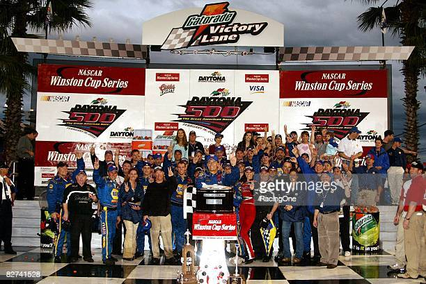 Since joining the DEI team in 2001 Michael Waltrip had won four restrictor plate superspeedway races and entered the 2004 Daytona 500 as defending...