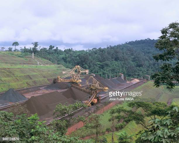 Since the early 1990's Brazil has been producing 15 million tons of iron minerals each year or 15% of the world's production which places it 2nd...