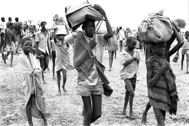 The lost boys of sudan pictures getty images the lost boys of sudan publicscrutiny Gallery