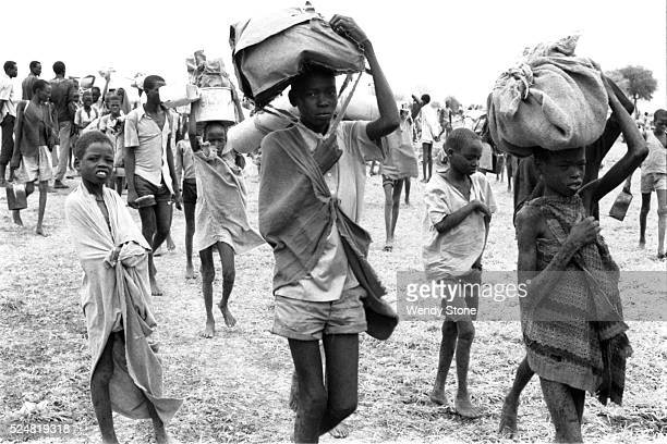 Since the late 1980's Sudan's civil war has displaced huge number of people and among them at least 20000 children mostly boys who watched their...
