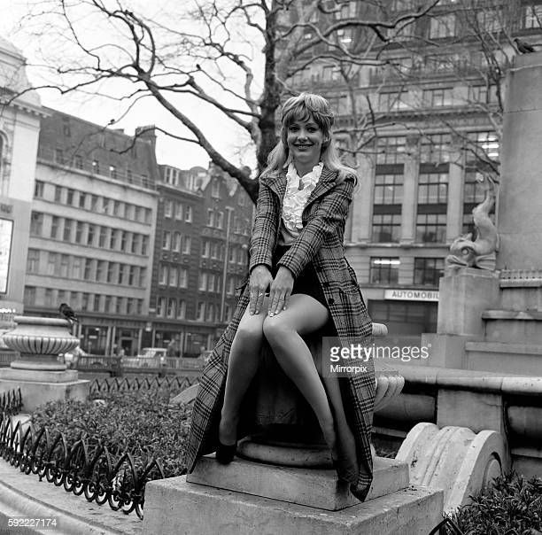 Since the play opened on 16th October this part has been played by Judith Arthy Jacki Piper photographed in London December 1969 Z11933