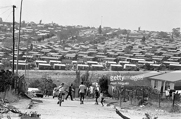 Since the revolt of 1976, the name of this black township has symbolized the fight of the black population against the system of apartheid. The...