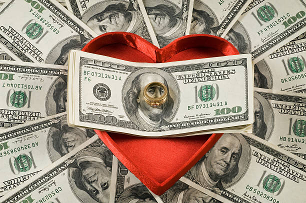 sincere love - gold digger stock pictures, royalty-free photos & images