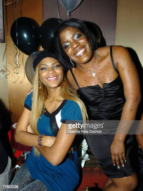 Sincerely Ward and Tara Shropshire attend Adonis Birthday Party at Lotus on November 7 2007 in New York City New York