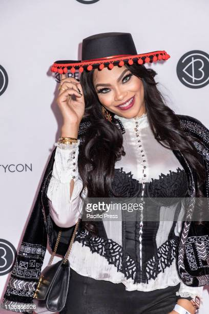 Sincerely Ward attends Beautycon Festival NYC 2019 at Jacob K Javits Convention Center Manhattan