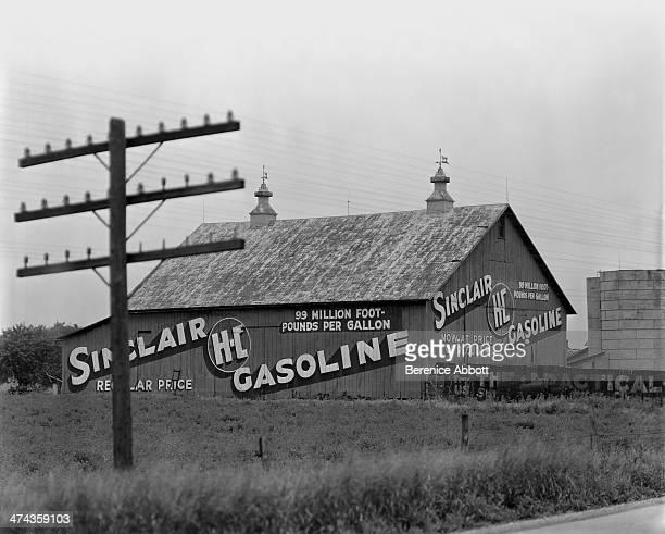 Sinclair Gasoline circa 1933