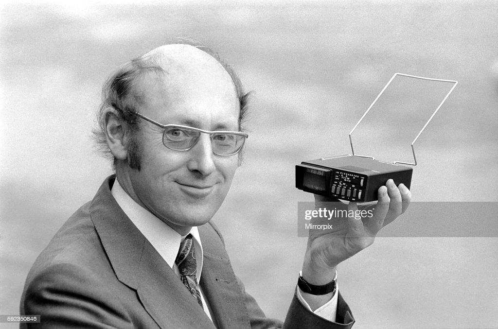 Worlds 1st pocket TV. : News Photo