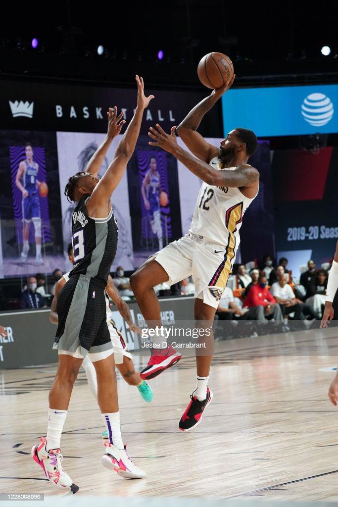 New Orleans Pelicans v Sacramento Kings : News Photo