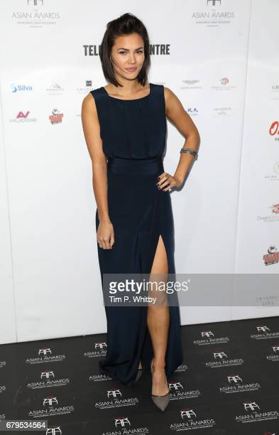 Sinead Harnett attends The Asian Awards at Hilton Park Lane on May 5 2017 in London England