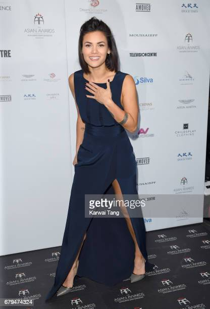 Sinead Harnett attends The Asian Awards at the Hilton Park Lane on May 5 2017 in London England