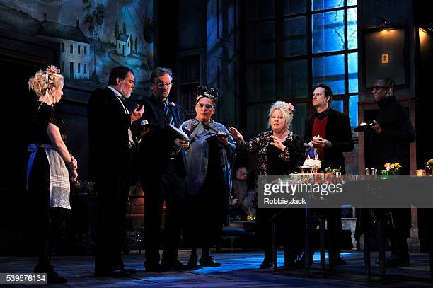 Sinead Matthews as Jane Stuart Milligan as Ted Simon Shepherd as Tom Naomi Wirthner as Annette Wallace Shawn as Dick Anna CalderMarshall as Nellie...