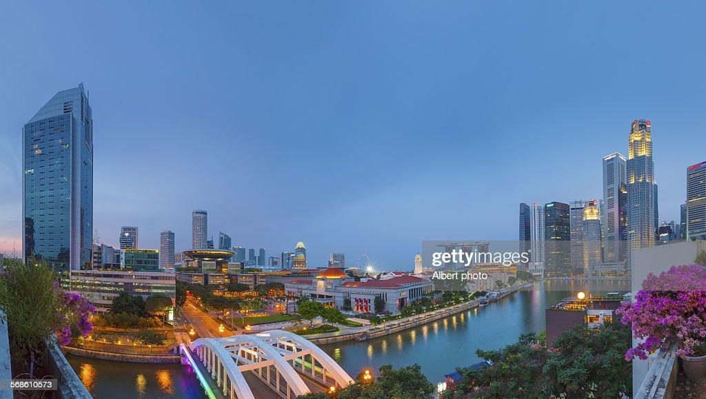 Singapore 2015 : Stock Photo
