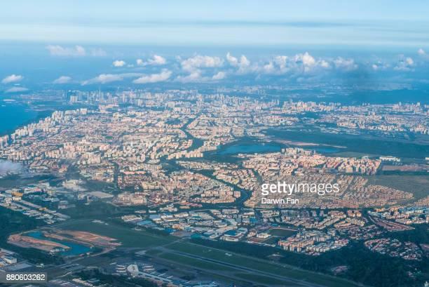 Singapore aerial