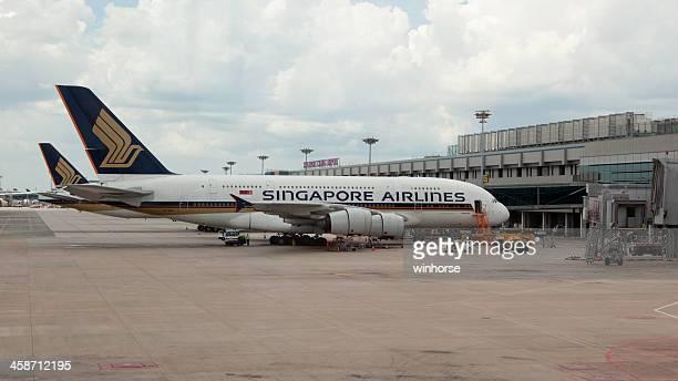 Singapore compagnia aerea: Airbus A380
