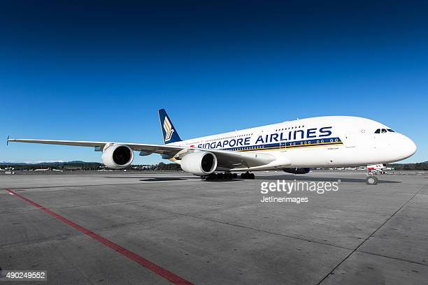 Singapore Airlines, Airbus A380
