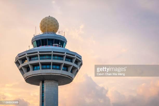 singapore changi international airport - チャンギ空港 ストックフォトと画像