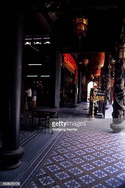 Singapore Chinatown Thian Hock Keng Temple 18391842 Daoist Temple