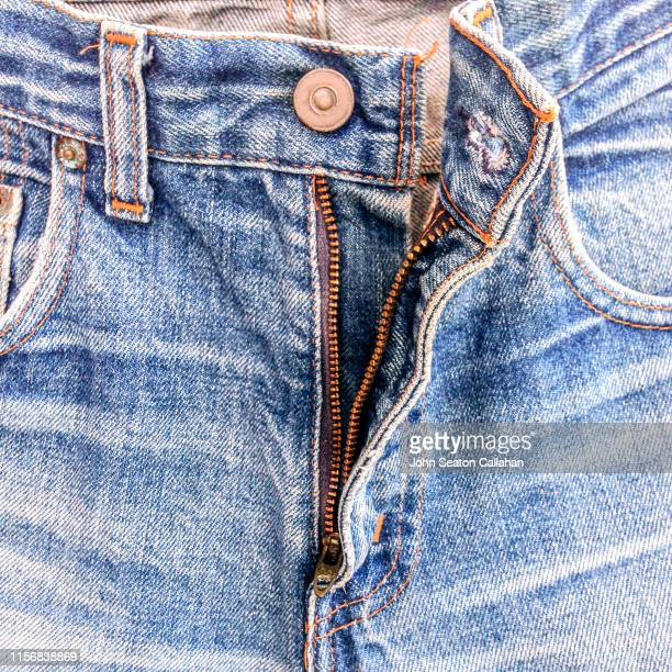 singapore, denim blue jeans - zip stock pictures, royalty-free photos & images