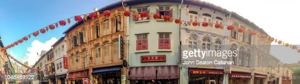 Singapore, Heritage Buildings in Chinatown