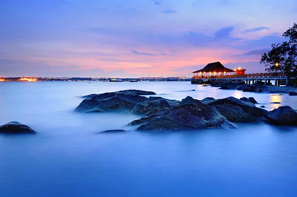 singapore island - pulau ubin