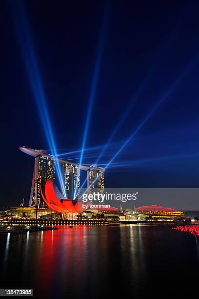 Singapore- Marina Bay Countdown
