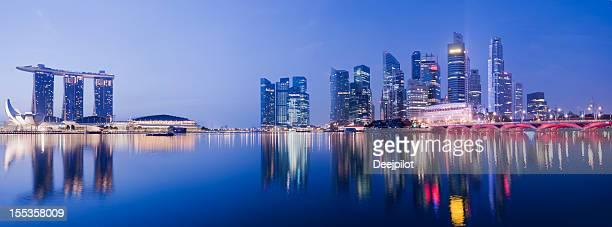 Singapore Marina Bay Centre-ville