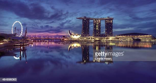 Singapore Marina Bay