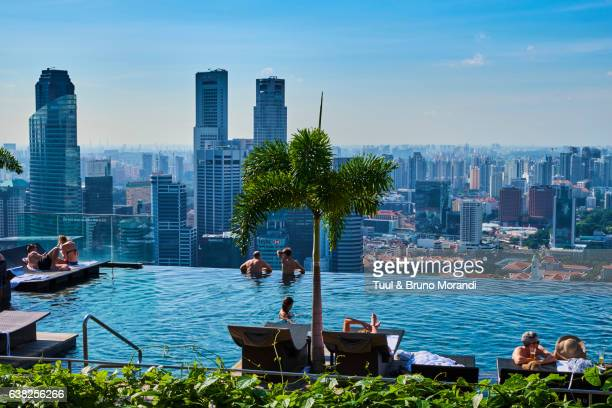 Singapore, Marina Bay Sands hotel