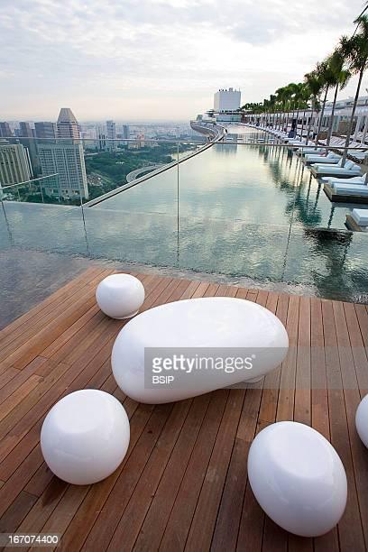 Singapore Marina Bay Sands hotel Singapore