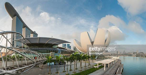 Singapore Marina Bay Sands resort ArtScience Museum