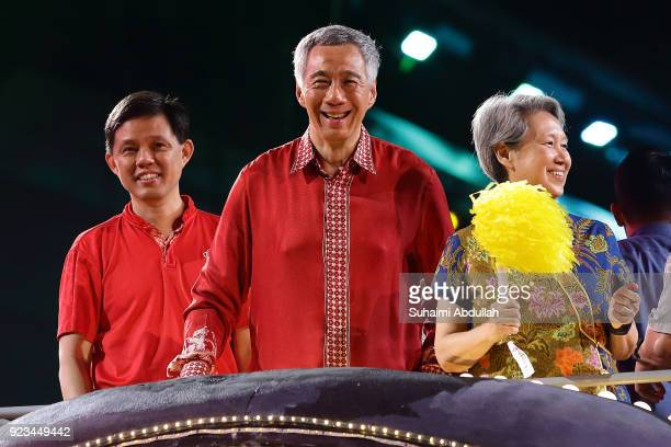 Singapore Minister in Prime Minister's Office and the SecretaryGeneral of the National Trades Union Congress Chan Chun Sing Singapore Prime Minister...